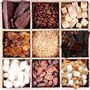 Сахар, молоко, сливки, шоколад и пр.