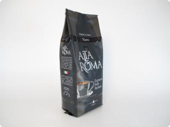 Кофе в зернах Alta Roma Nero (Альта Рома Неро), 1 кг, вакуумная упаковка