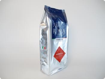 Кофе в зернах Alta Roma Arabica (Альта Рома Арабика), 1 кг, вакуумная упаковка