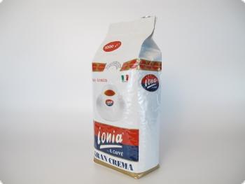 Кофе в зернах Ionia Gran Crema (Иония Гран Крема)  1 кг, вакуумная упаковка
