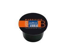 Кофе в капсулах Lavazza BLUE Espresso Magnifico (Лавацца Блю Эспрессо Магнифико), упаковка 100 капсул, формат Lavazza BLUE