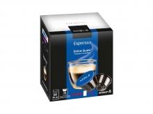 Кофе в капсулах Noble Espresso (Нобле Эспрессо), упаковка 16 капсул, формат Dolce Gusto (Дольче Густо)