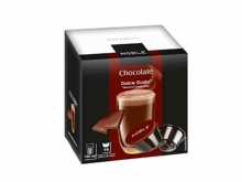 Кофе в капсулах Noble Chocolate (Нобле Чоколат), упаковка 16 капсул, формат Dolce Gusto (Дольче Густо)