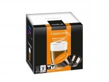 Кофе в капсулах Noble Cappuccino (Нобле Капучино), упаковка 16 капсул, формат Dolce Gusto (Дольче Густо)