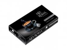 Кофе в капсулах Alta Roma Platino (Альта Рома Платино), упаковка 10 капсул, формат Nespresso