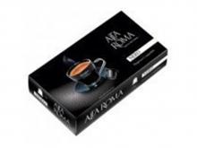 Кофе в капсулах Alta Roma Nero (Альта Рома Неро), упаковка 10 капсул, формат Nespresso