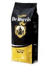 Кофе в зернах De Roccis Extra Elite (Де Роччис Экстра Элит)  1 кг, вакуумная упаковка