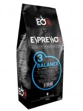 Кофе в зернах EspressoLab 03 BALANCE  (Эспрессо Лаб Баланс)  1 кг, вакуумная упаковка