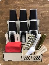 Органайзер для кофейной (чайной) зоны 12 секций