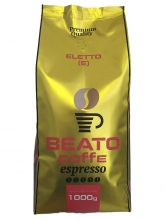 Кофе в зернах Beato Eletto (Е) (Беато Элетто Е)  1 кг, вакуумная упаковка