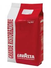 Кофе в зернах Lavazza Grande Ristorazione (Лавацца Гранде Ристорационе)  1кг, вакуумная упаковка